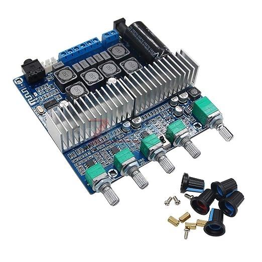 Bluetooth 5.0 2*50W+100W Dual TPA3116D2 Power Subwoofer Amplifier Board