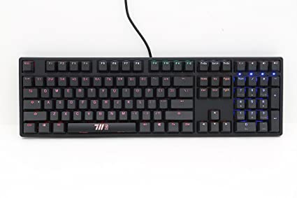 amazon com ducky one 711 limited edition mechanical keyboard multi