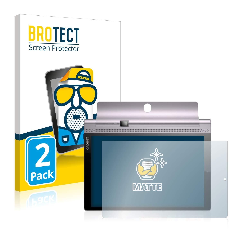 brotect Protector Pantalla Anti-Reflejos Compatible con Lenovo Yoga Tab 3 Pro 10 (2 Unidades) Pelicula Mate Anti-Huellas