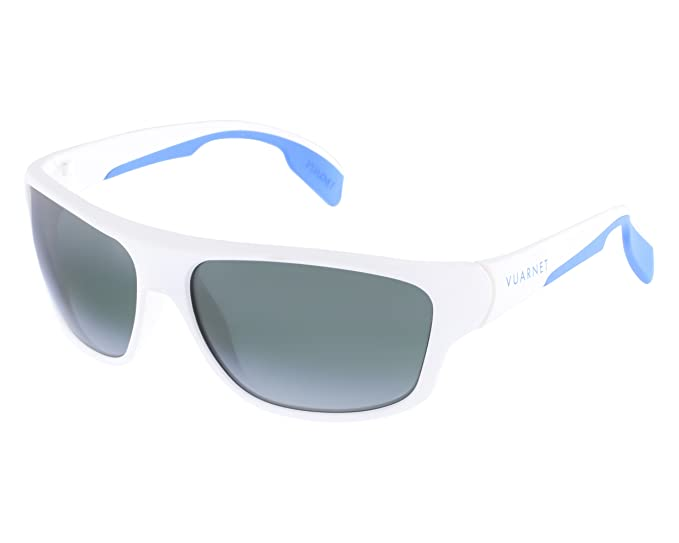 Amazon.com: Vuarnet VL 1402 0005 (White - Blue with Grey ...