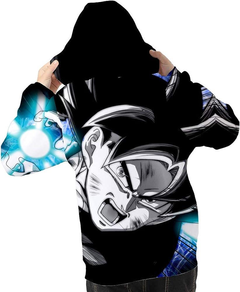 Ni/ños Ni/ñas Peque/ños Sudaderas con Capucha Chaqueta De Dibujos Animados Anime Cremallera Sudaderas Divertidas Oto/ño Abrigo para Ni/ños 2-13 A/ños