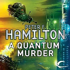 A Quantum Murder Hörbuch