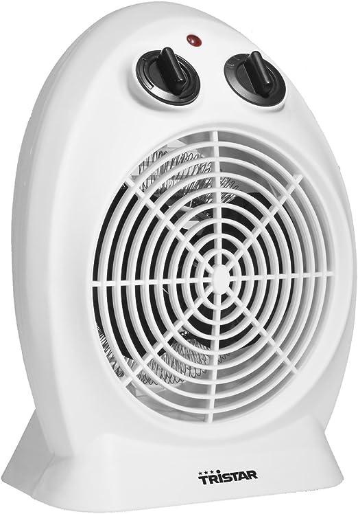 Tristar KA-5032 - Calefactor con ventilador (2000 W, IP21): Amazon ...