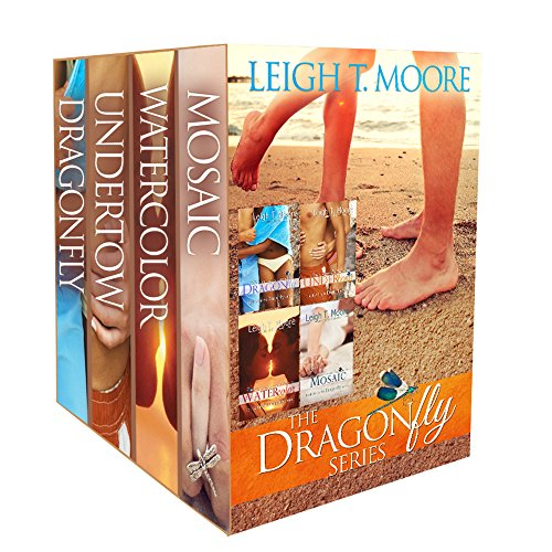 Boxed Set: Dragonfly (The Complete 4-Book Set): A family saga set on the Alabama Gulf Coast