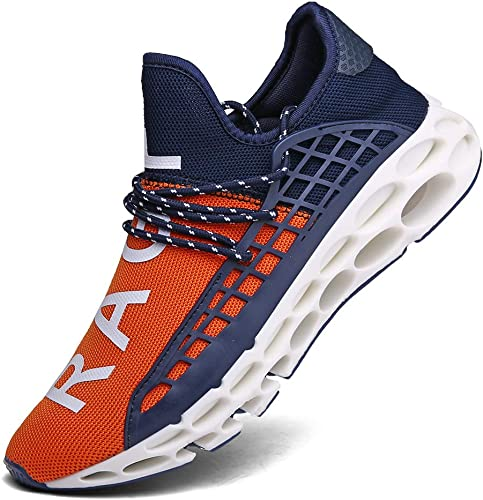 Chaussures Athlétique Hommes Basket Running Tennis Sport FUSHITON Femme Fitness Sneakers Training Compétition de 0wnmN8