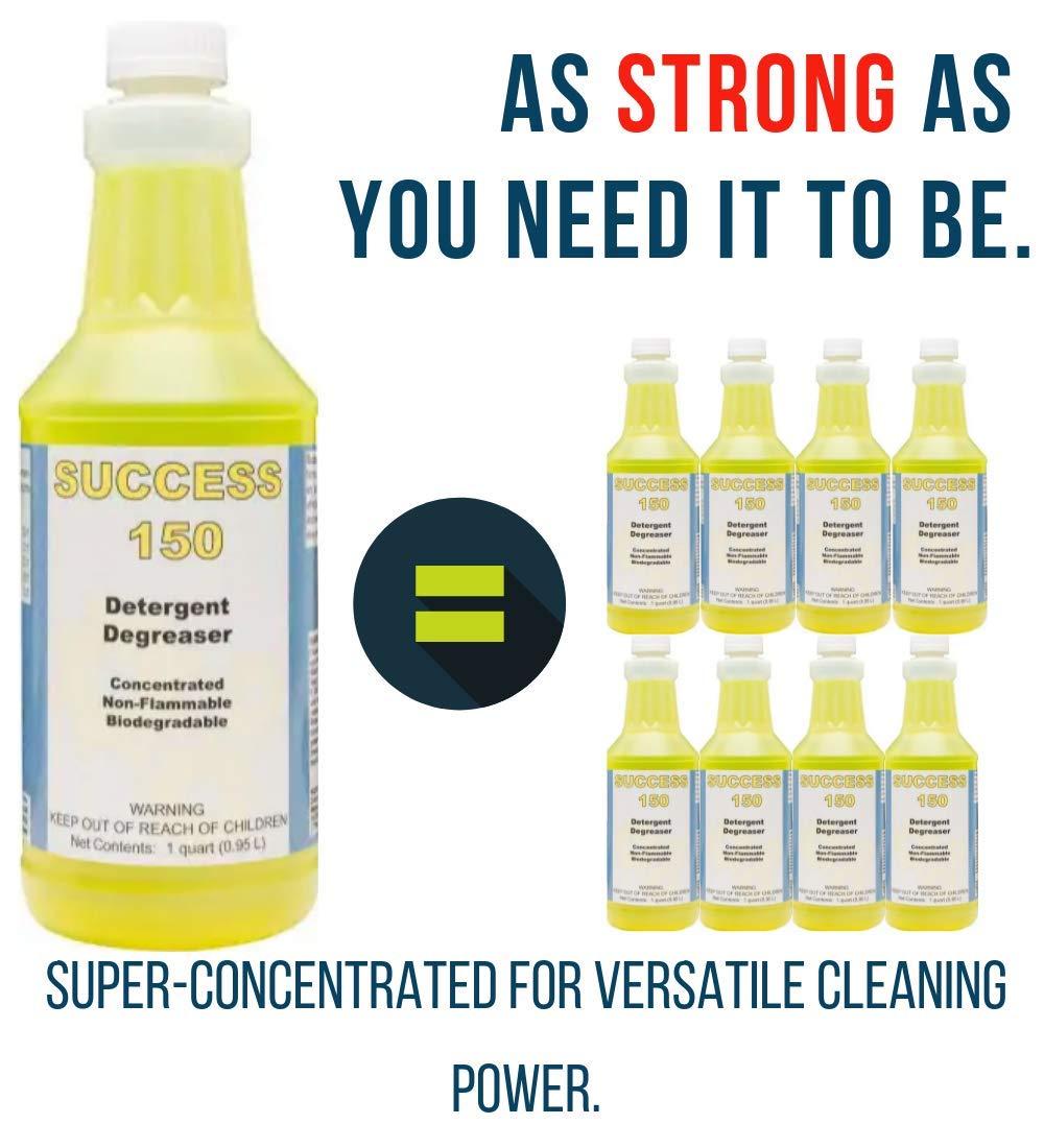 DETCO – Success 150 Detergente desengrasante concentrado | Fuerza ...