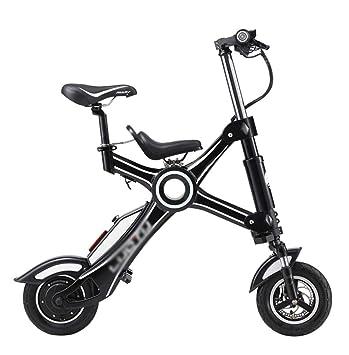 Bicicleta Eléctrica Adulta Plegable, Mini Hombre Ligero Del Padre-Niño Y Vespa Pequeña Ligera
