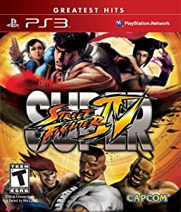 Super Street Fighter IV - PlayStation 3 Standard Edition
