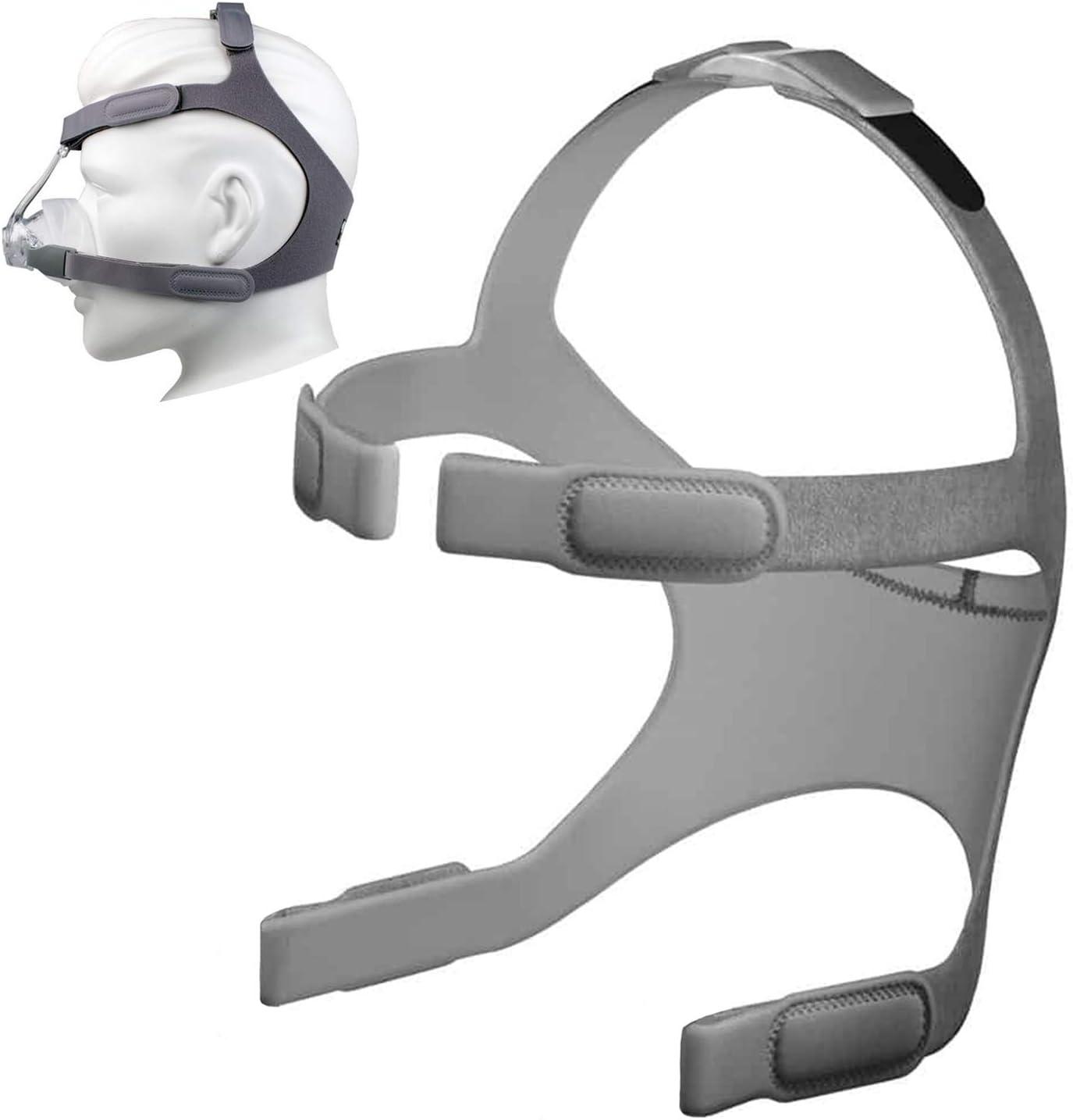 Eson Nasal Mask Headgear FP simplus mask Full Fresno Mall face Gorgeous