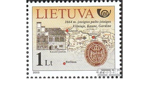 Prophila Collection Lituania Michel.-No..: 829 (Completa.edición.) 2003 Correos (Sellos para los coleccionistas): Amazon.es: Juguetes y juegos