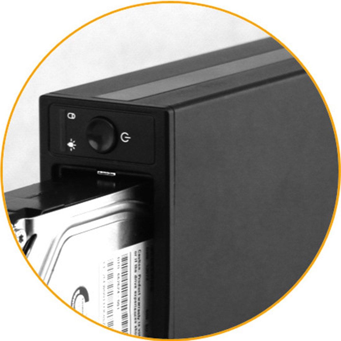 ToneStyle-U USB 3.0 Caja de Disco Duro Externo SATA DE 3.5 ...