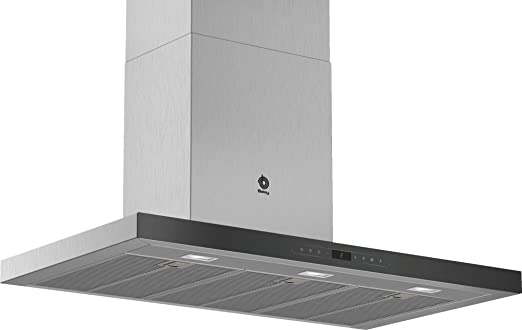 Balay 3BC998HNC - Campana (843 m³/h, Canalizado/Recirculación, A, A, B, 55 dB): 392.09: Amazon.es: Hogar
