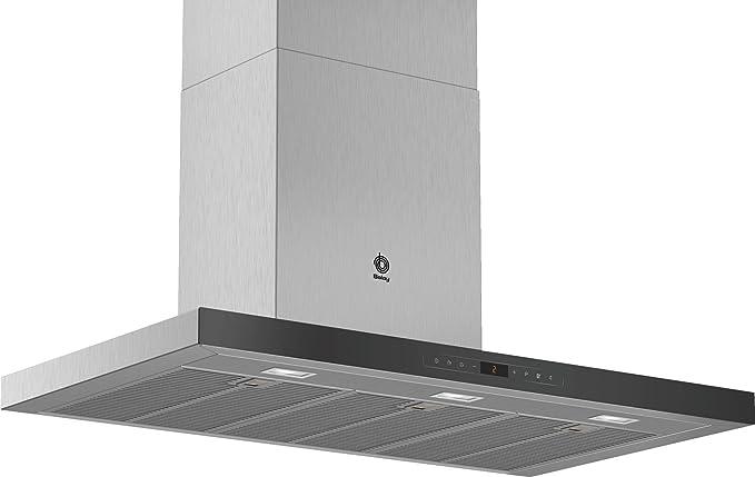 Balay 3BC998HNC - Campana (843 m³/h, Canalizado/Recirculación, A, A, B, 55 dB): 393.03: Amazon.es: Hogar