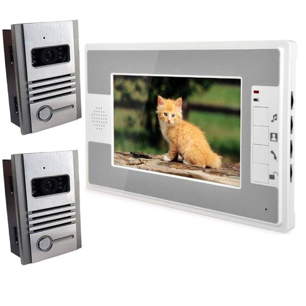 最も  ビデオカメラドアベル7インチモニターリングビデオドアベルサポートナイトビジョン B07R56V388, ジムニーアルマージ:d129759a --- dou13magadan.ru