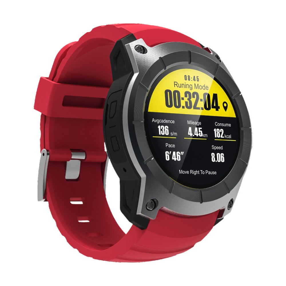 LANHOU GPS Sport Watch, Smart Wrist Watch with Walking, Running, Cycling, Climbing Sport Modes, Heart Rate Monitor, Sleep Monitor, Support SIM/SD Card, ...