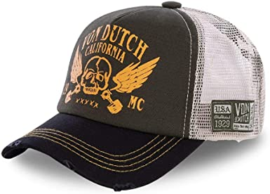 Von Dutch Gorra Talla Unica: Amazon.es: Ropa y accesorios