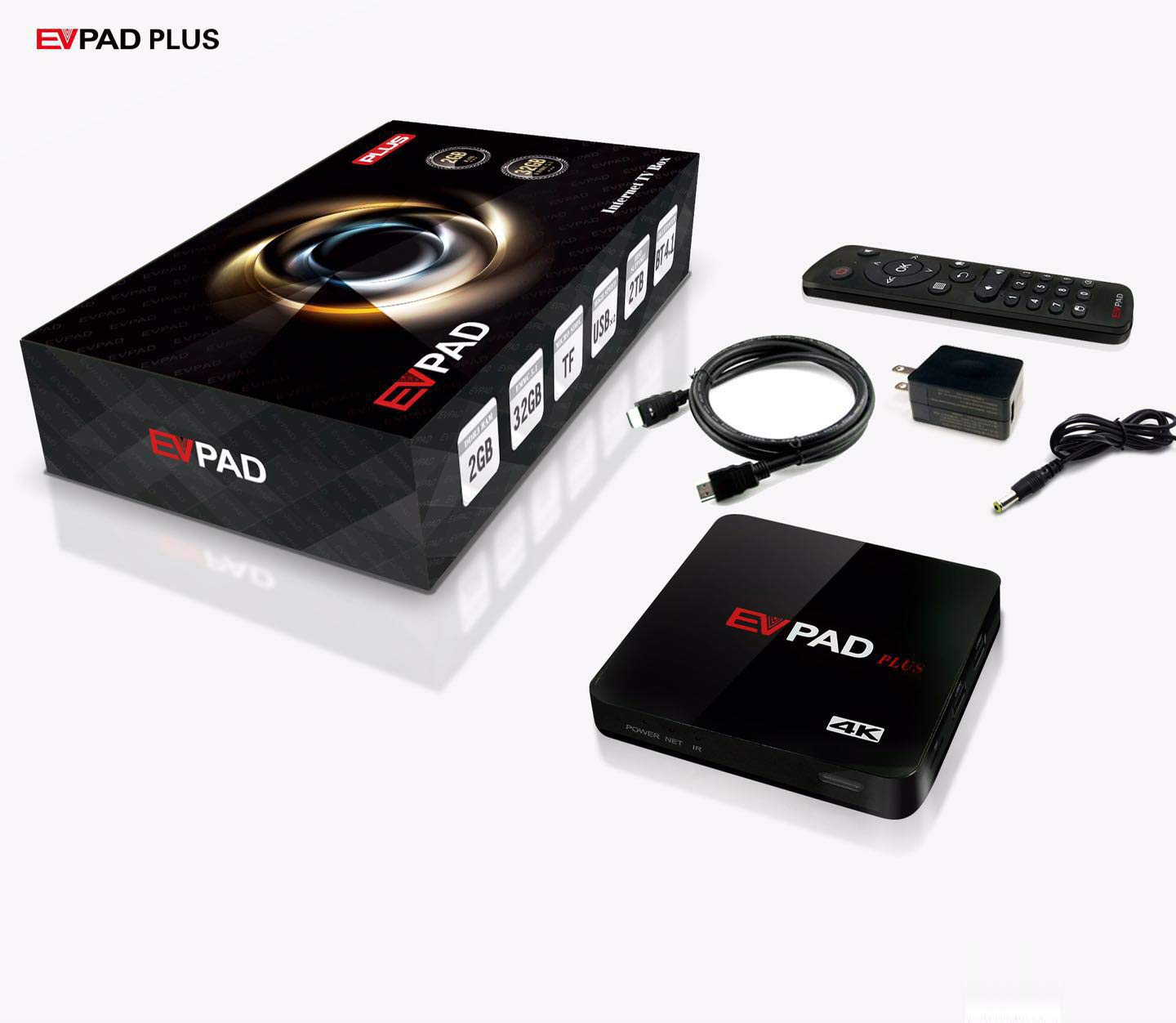 EVPAD Plus Box 4K
