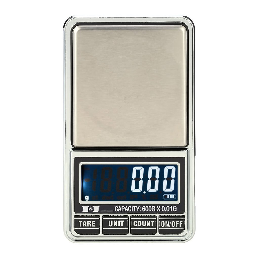Minzhi 600g/0.01g Precision Balance Quality Mini Electronic Scale Pocket Digital Jewelry Weighting Scale