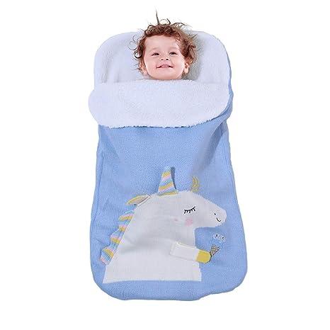 Saco de dormir para bebés Unicornio Manta Swaddle, Bebé para ...
