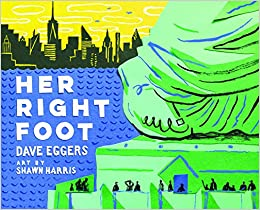 Image result for her right foot eggers