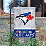 WinCraft Toronto Blue Jays Double Sided Garden Flag
