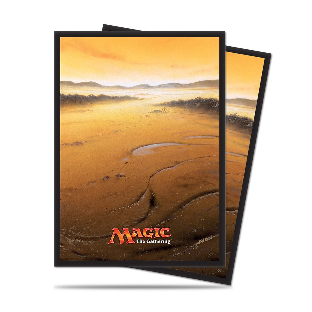 Amazon ultra pro mana 5 unhinged forest standard deck ultra pro mana 5 unhinged plain standard deck protector sleeves for magic 80ct biocorpaavc
