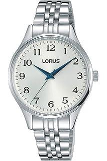 Rg263nx9Amazon Watches Women's Ladies co uk Lorus dCsQxthr