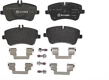 BREMBO P 50 113 Bremsbelag Satz Bremsklötze für MERCEDES-BENZ