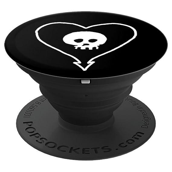 Amazon Alkaline Trio Heartskull Pop Socket Popsockets Grip