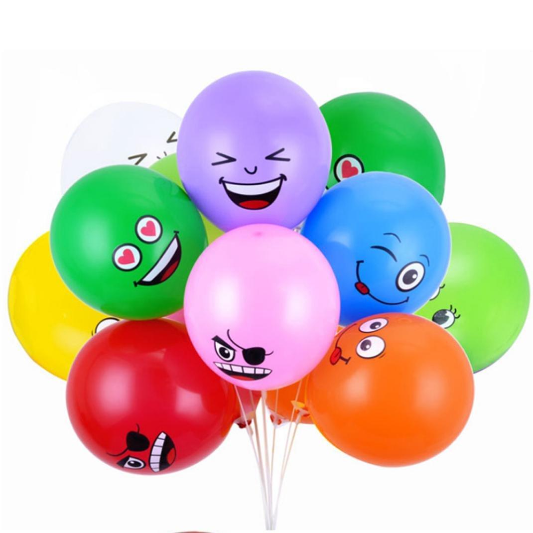 TAOtTAO Lot de 12/ballons d/écor/és en latex