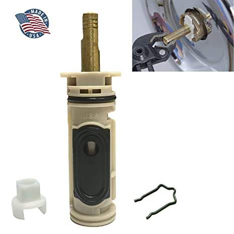 Moen Single Handle Shower Faucet Repair.Replacement Cartridge Kit For Moen 1222 1222b Posi Temp Single Handle Faucets