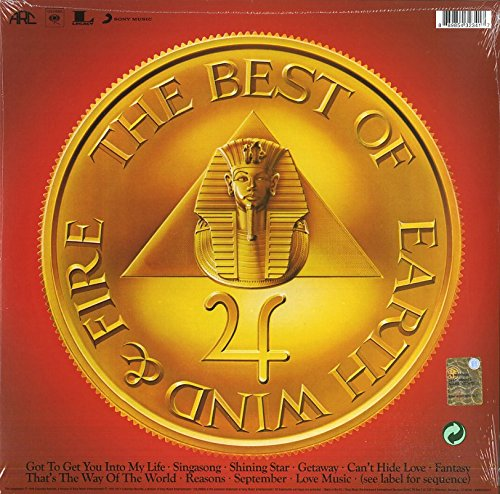 The Best of Earth Wind & Fire Vol. 1 by Sony Legacy