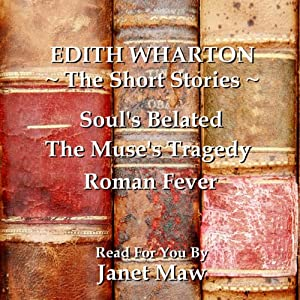 Edith Wharton Audiobook