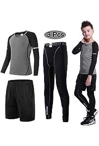 26616850adcd Boy s Thermal Underwear