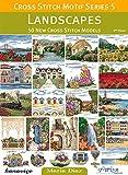 Cross Stitch Motif Series 5: Landscapes