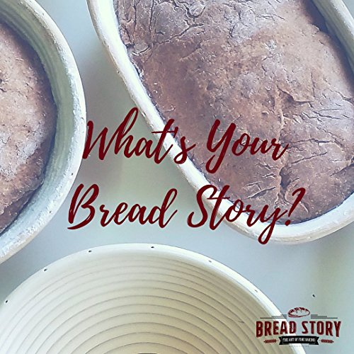 (14x6 inch) Oval Proofing Basket Set by Bread Story– Oval Banneton/Brotform Handmade Unbleached Natural Cane Bread Baking Kit with Cloth Liner - Course Discount, & Coupon by Bread Story (Image #5)