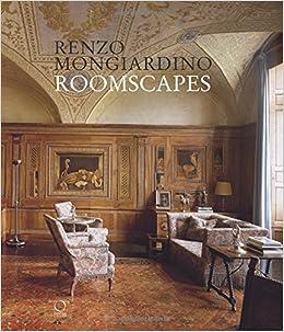 c7bf5f705208c7 Roomscapes  The Decorative Architecture of Renzo Mongiardino  Amazon.co.uk   Renzo Mongiardino  Books