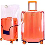 Full Transparent Luggage Protector Cover Thicken Suitcase Protector Cover