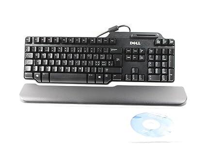 dell smartcard reader keyboard driver sk-3205