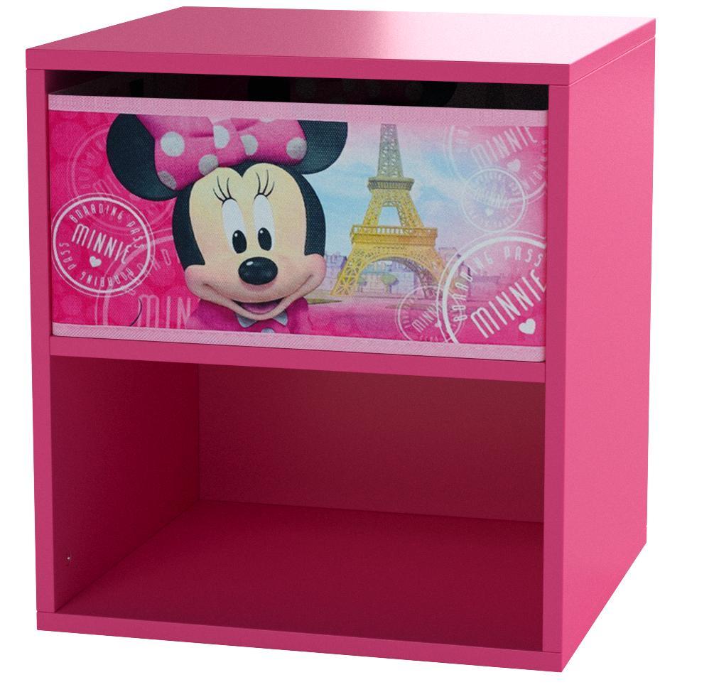 PM Scaffale con 6 vani per bambini Fun House Disney Minnie 713219
