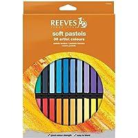 Giz Pastel Seco Reeves 36 Cores