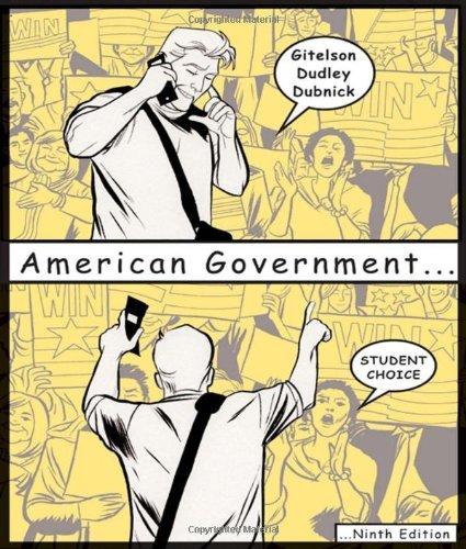 By Alan Gitelson - American Government: Student Choice Edition: 9th (nineth) Edition pdf epub