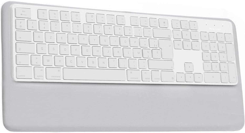 Elitezip Wireless Magic Keyboard Mat Wrist Rest, Bluetooth Keyboard Holder Tray Stand for Apple Magic Keyboard 2