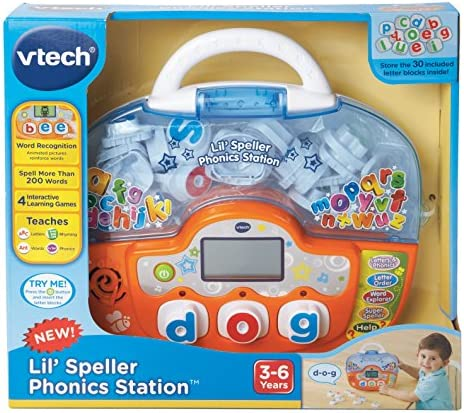 VTech Lil/' Speller Phonics Station Replacement Letters ~~ You Pick
