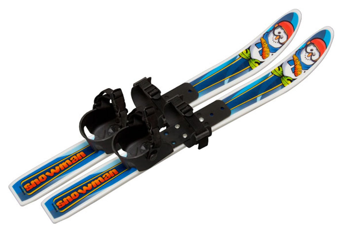 Snowman Children's Nordic Skis Waxless 70cm 2010