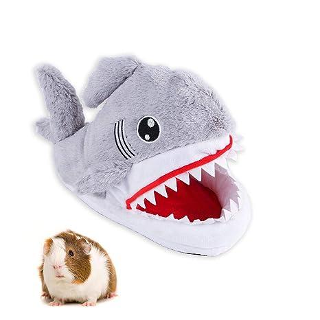FLAdorepet - Cama de hámster para Jaula de tiburón de cobaya, cálida para Invierno,