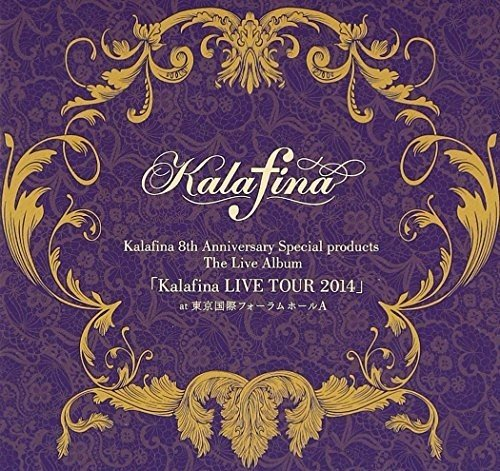 Kalafina 8th Anniversary Special Products the Live by Sony