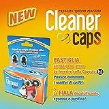 4 Capsule pulizia gruppo erogatore per tutte le macchine Lavazza A Modo Mio