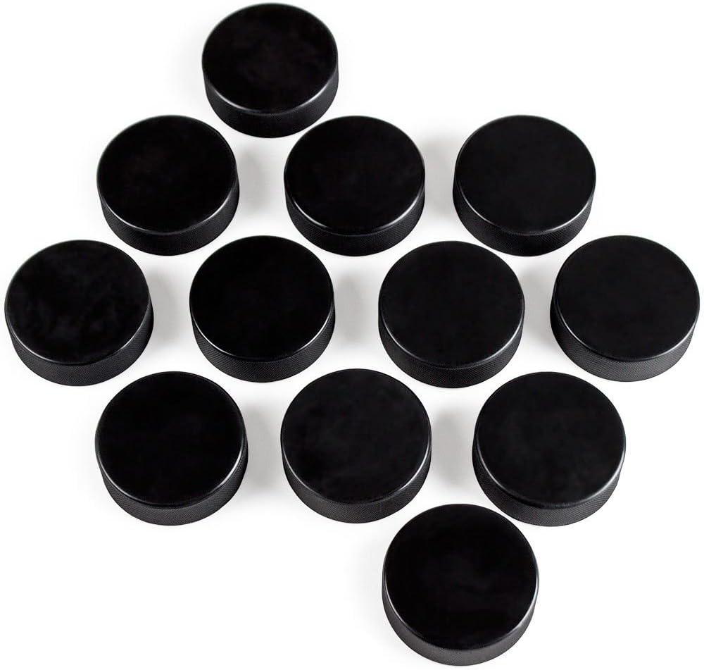 Couronne Sporting Goods palets de Hockey sur Glace (Lot de 12), 170,1Gram
