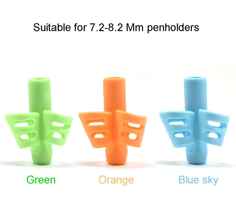Puños para lápices de Guwheat, nuevo diseño de agarre para ...